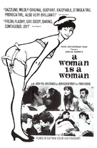 Une femme est une femme - Movie Poster (xs thumbnail)