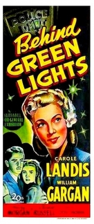 Behind Green Lights - Australian Movie Poster (xs thumbnail)