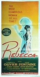 Rebecca - Australian Movie Poster (xs thumbnail)