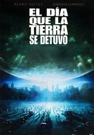The Day the Earth Stood Still - Mexican Movie Poster (xs thumbnail)