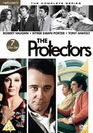 """The Protectors"" - British DVD cover (xs thumbnail)"