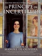 O Princípio da Incerteza - French Movie Poster (xs thumbnail)