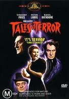 Tales of Terror - Australian Movie Cover (xs thumbnail)