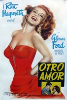 Affair in Trinidad - Argentinian Movie Poster (xs thumbnail)