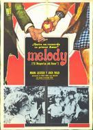 Melody - Spanish Theatrical poster (xs thumbnail)