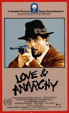 Film d'amore e d'anarchia, ovvero 'stamattina alle 10 in via dei Fiori nella nota casa di tolleranza...' - Movie Poster (xs thumbnail)