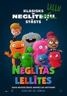 UglyDolls - Latvian Movie Poster (xs thumbnail)