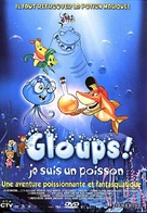 Hjælp, jeg er en fisk - French DVD cover (xs thumbnail)