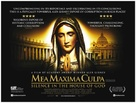 Mea Maxima Culpa: Silence in the House of God - British Movie Poster (xs thumbnail)