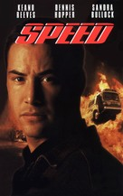 Speed - VHS movie cover (xs thumbnail)