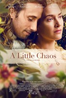 A Little Chaos - Movie Poster (xs thumbnail)