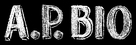 """""""A.P. Bio"""" - Logo (xs thumbnail)"""