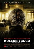 The Collector - Turkish Movie Poster (xs thumbnail)
