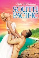 South Pacific - DVD cover (xs thumbnail)