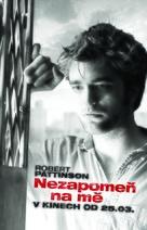 Remember Me - Czech Movie Poster (xs thumbnail)