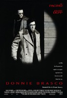 Donnie Brasco - Movie Poster (xs thumbnail)