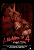A Nightmare on Elm Street 4: The Dream Master - Canadian Movie Poster (xs thumbnail)