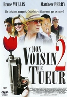 The Whole Ten Yards - French DVD cover (xs thumbnail)