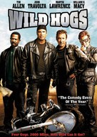 Wild Hogs - Movie Cover (xs thumbnail)