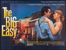 The Big Easy - British Movie Poster (xs thumbnail)