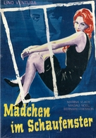 La ragazza in vetrina - German Movie Poster (xs thumbnail)