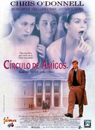 Circle of Friends - Spanish Movie Poster (xs thumbnail)