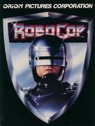 RoboCop - DVD cover (xs thumbnail)