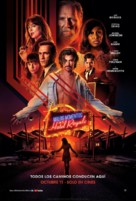 Bad Times at the El Royale - Colombian Movie Poster (xs thumbnail)