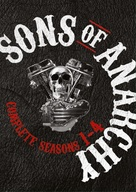 """Sons of Anarchy"" - DVD cover (xs thumbnail)"