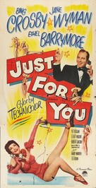 Just for You - Movie Poster (xs thumbnail)