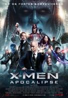 X-Men: Apocalypse - Portuguese Movie Poster (xs thumbnail)