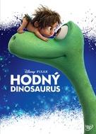 The Good Dinosaur - Czech DVD movie cover (xs thumbnail)