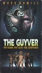 Guyver - VHS cover (xs thumbnail)