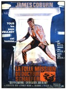 The President's Analyst - French Movie Poster (xs thumbnail)