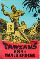 """Tarzan"" - Danish Movie Poster (xs thumbnail)"