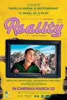 Reality - British Movie Poster (xs thumbnail)