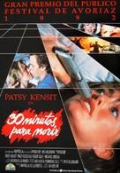 Timebomb - Spanish Movie Poster (xs thumbnail)
