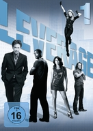 """Leverage"" - German Movie Cover (xs thumbnail)"