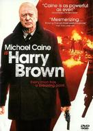 Harry Brown - DVD cover (xs thumbnail)