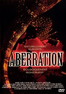 Aberration - French Movie Cover (xs thumbnail)