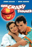 One Crazy Summer - DVD movie cover (xs thumbnail)