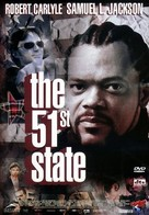 The 51st State - DVD movie cover (xs thumbnail)