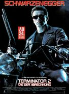 Terminator 2: Judgment Day - German Movie Poster (xs thumbnail)