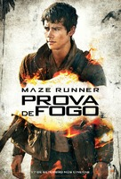 Maze Runner: The Scorch Trials - Brazilian Movie Poster (xs thumbnail)