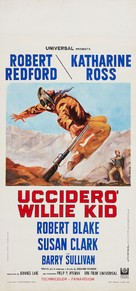 Tell Them Willie Boy Is Here - Italian Movie Poster (xs thumbnail)