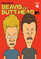 """Beavis and Butt-Head"" - DVD movie cover (xs thumbnail)"