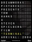 The Terminal - Teaser poster (xs thumbnail)