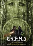Karma: Crime, Passion, Reincarnation - Indian Movie Poster (xs thumbnail)