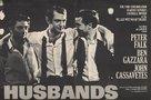 Husbands - British Movie Poster (xs thumbnail)
