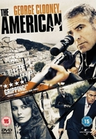 The American - British DVD cover (xs thumbnail)